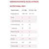 High5 EnergySource Plus Sportvoeding met basisprijs Lemon 47g geel/rood